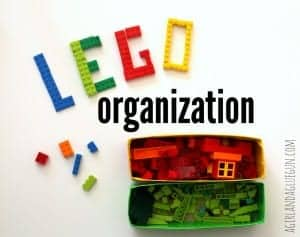 lego organiziation–out of cardboard boxes!