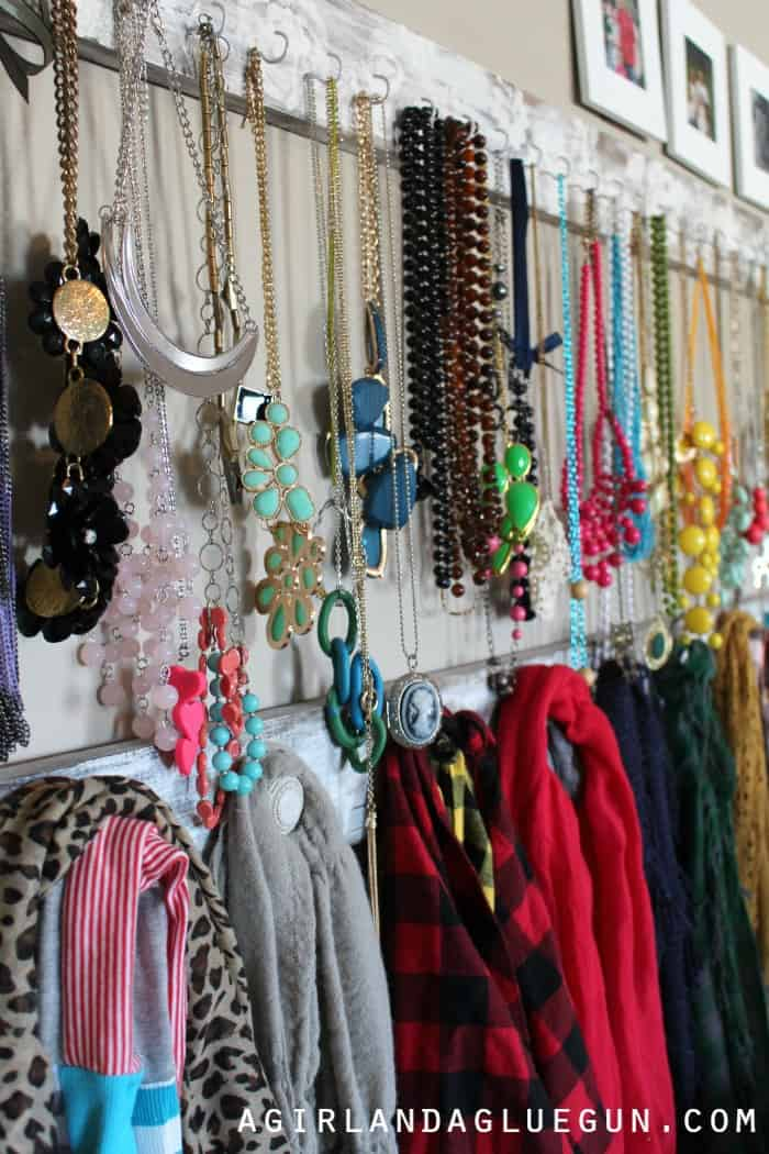 organize all your accessories!