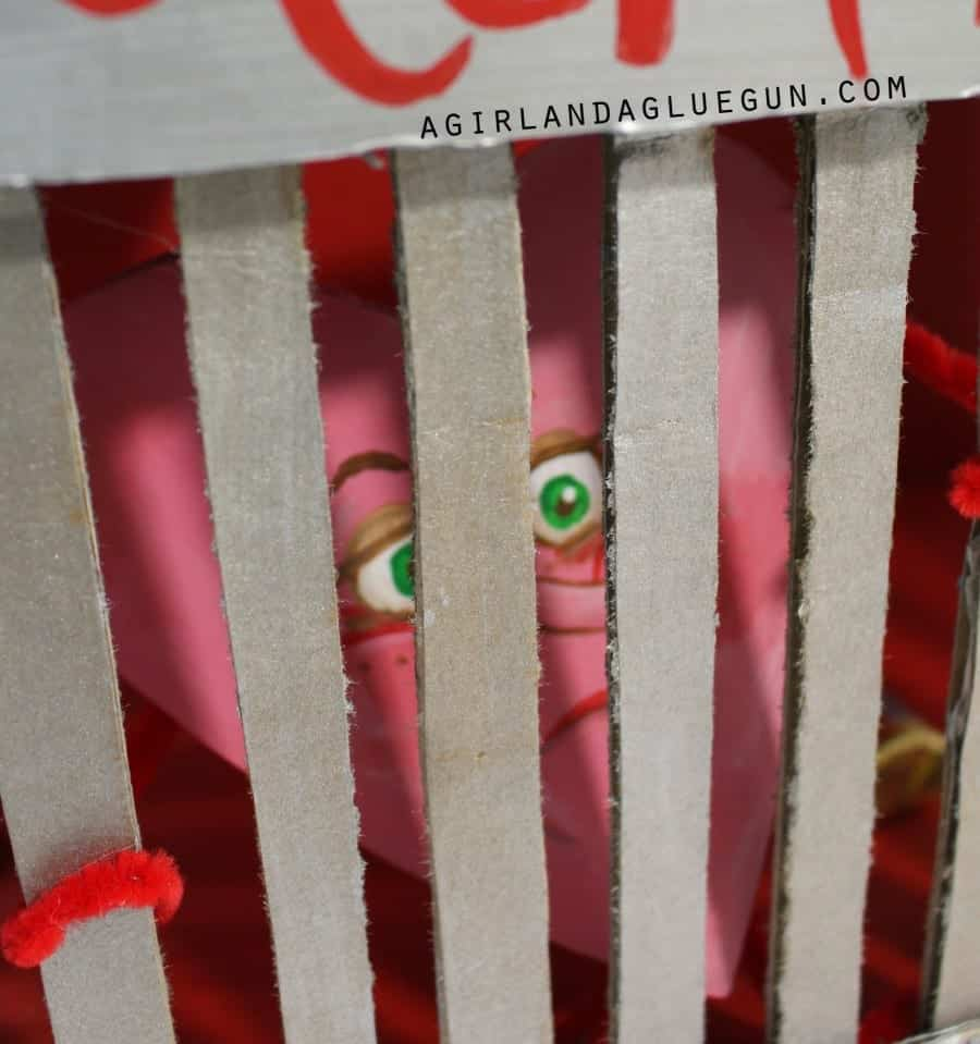 peek a bo valentine behind bars