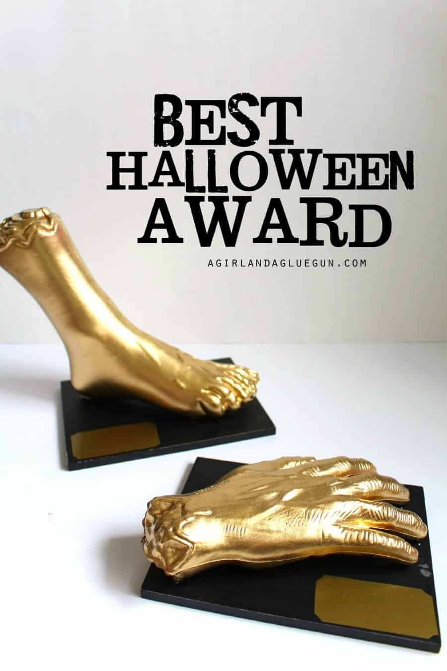 best award for halloween