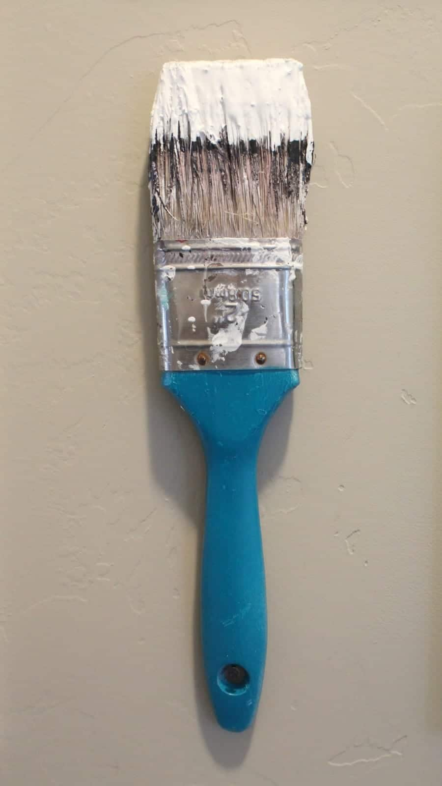 paint brush as art