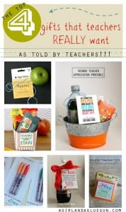 4 gifts that teachers ACTUALLY want (told by teachers!)
