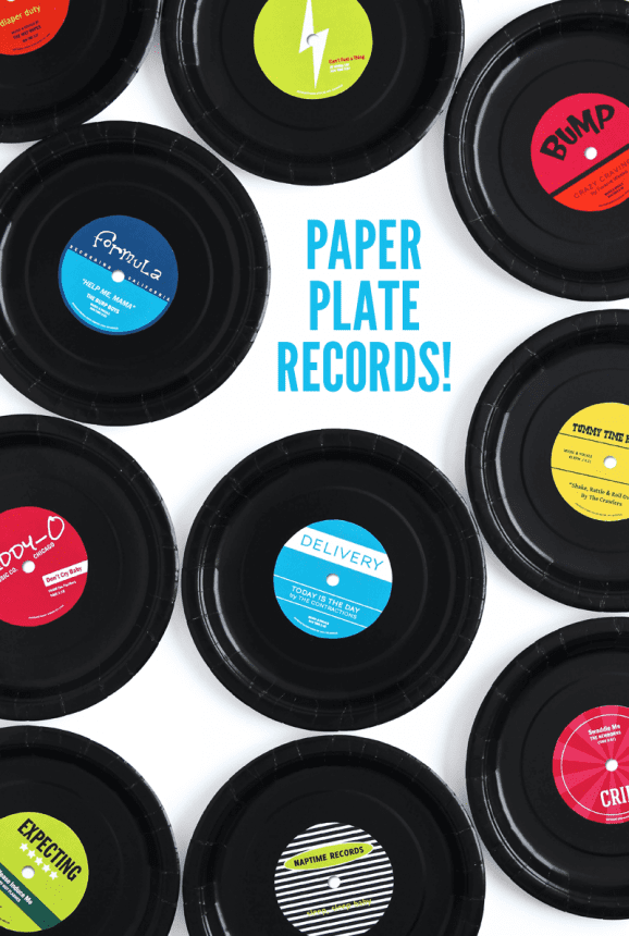 Rock-And-Roll-Paper-Plate-Records-578x860