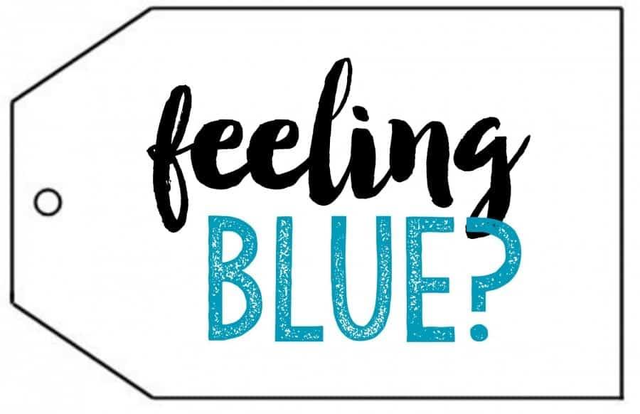 blue tag