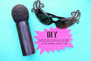 diy play microphone