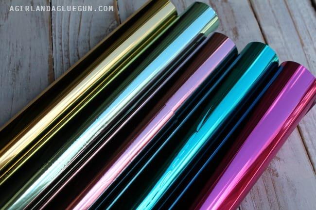 foil colors