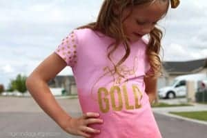 good as gold shirt