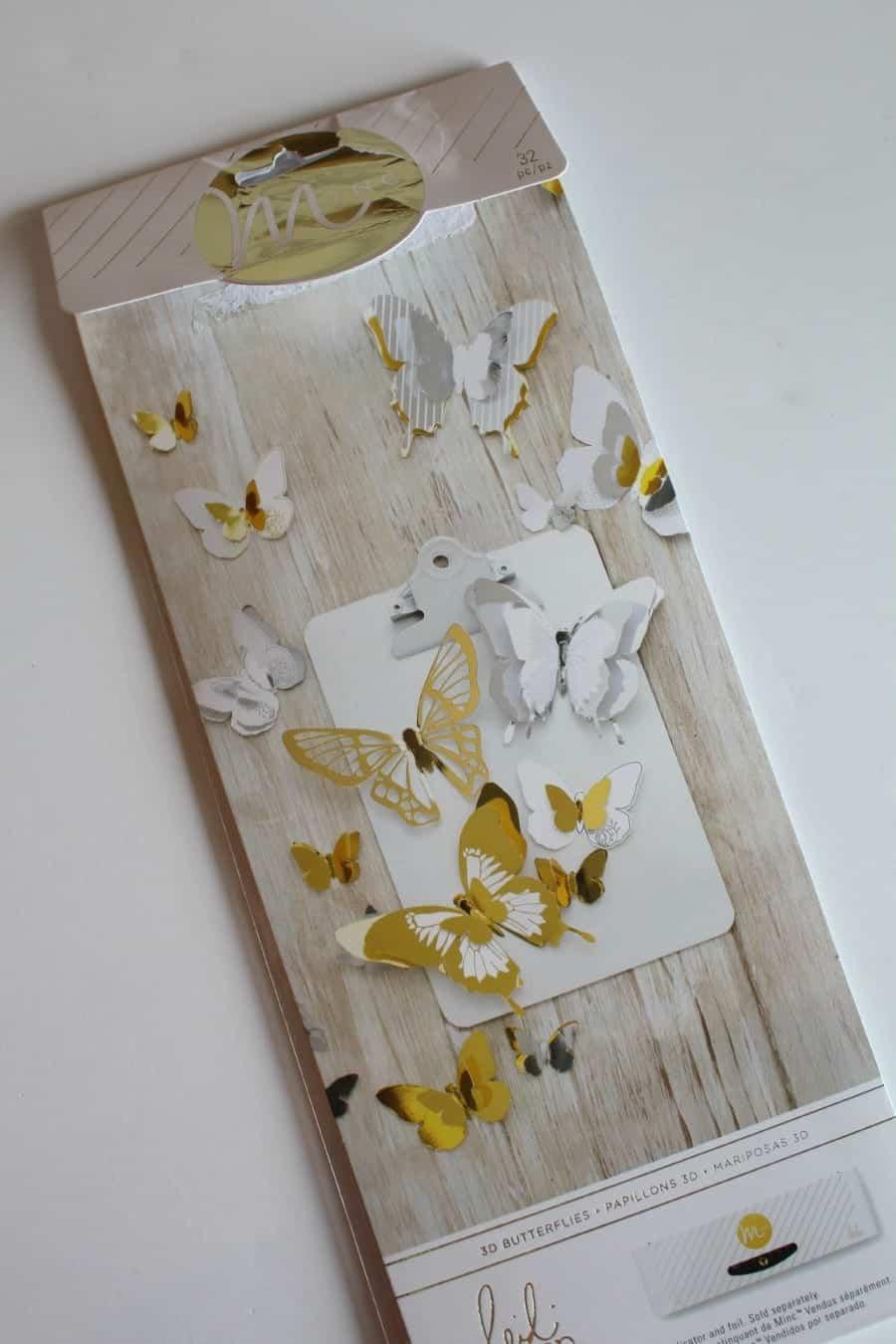heidi swapp minc butterflies