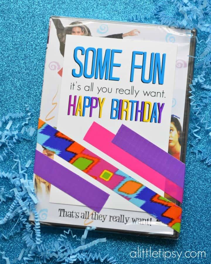 20 Fun Birthday Ideas For Under $5