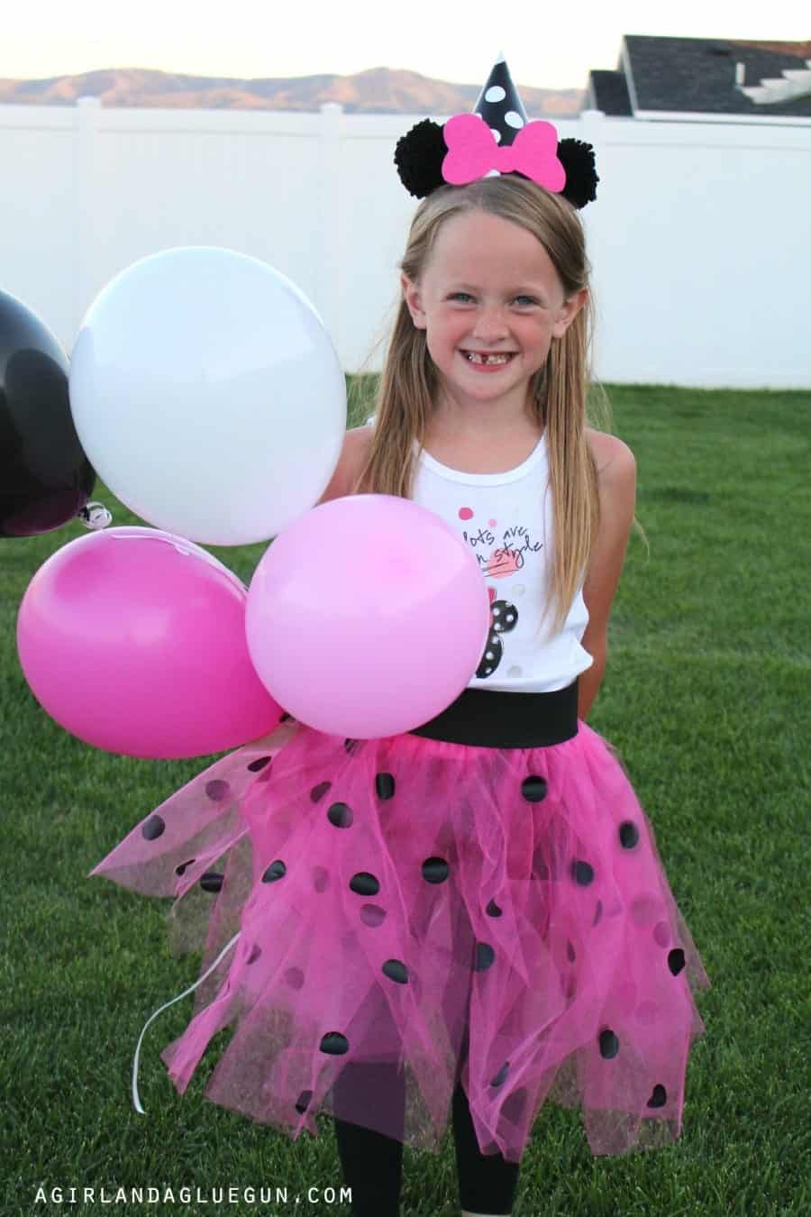 balloon minnie mouse outfit