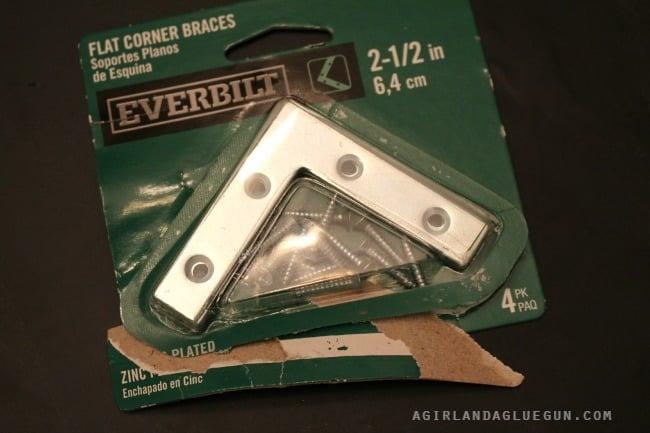 corner braces
