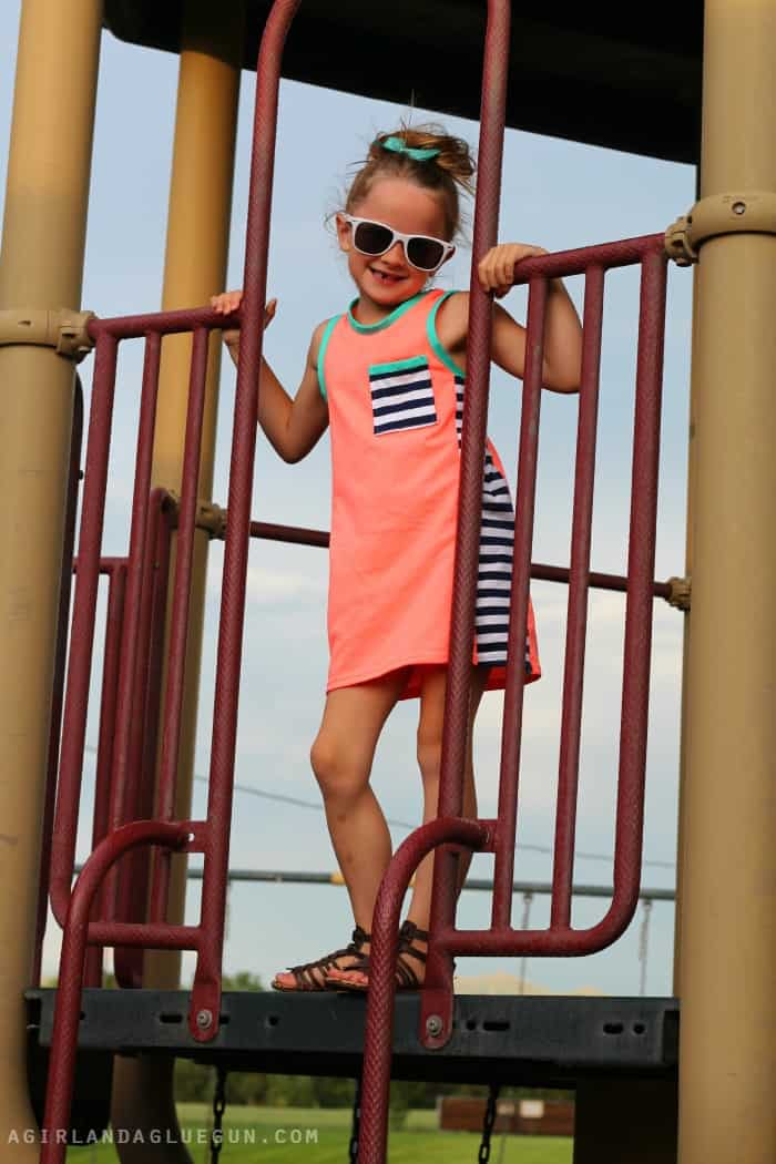 girls t-shirt dress