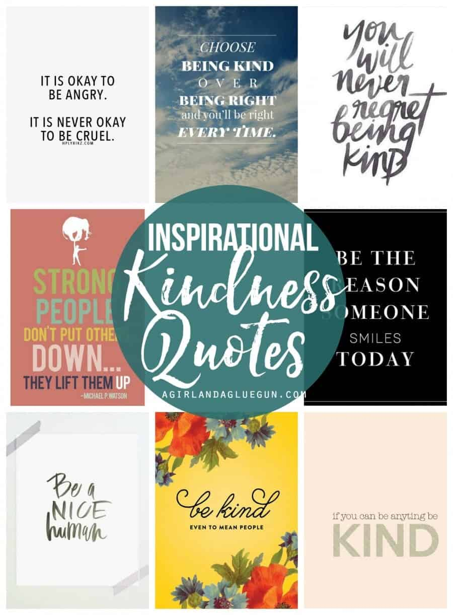 inspirational kindness quotes