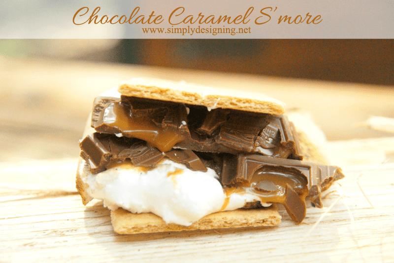 Caramel Chocolate Smore DSC05793