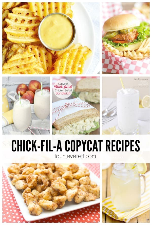 Chick-fil-A-Copycat-Recipes