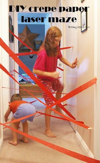 DIY kids activity