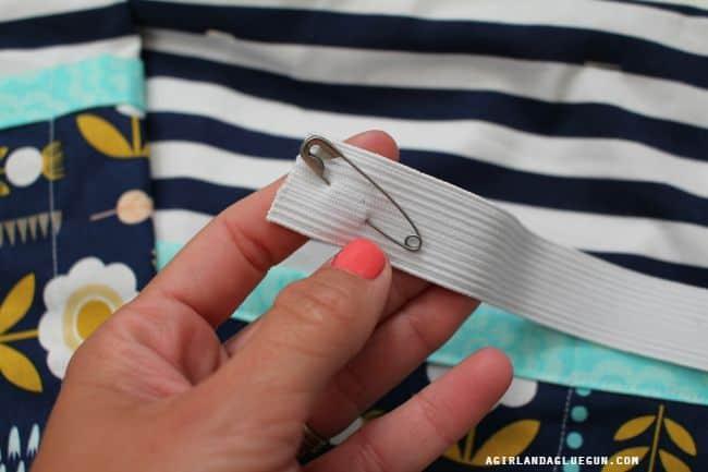 elastic waistband diy