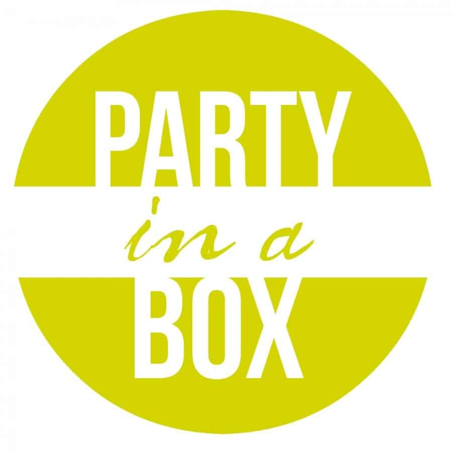 party in a box free printable