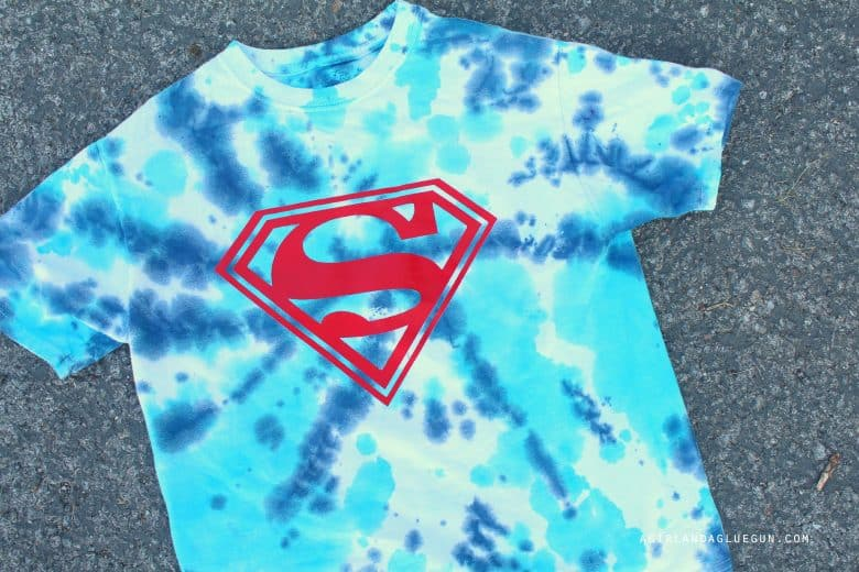 Tie Dye Shirts With Expressions Vinyl And 50 Vinyl