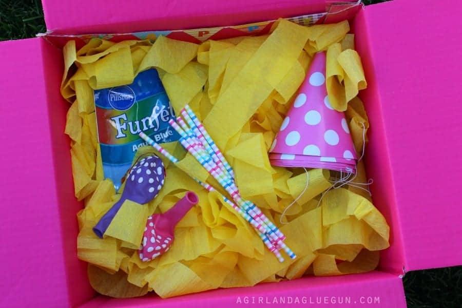 tissue paper filler