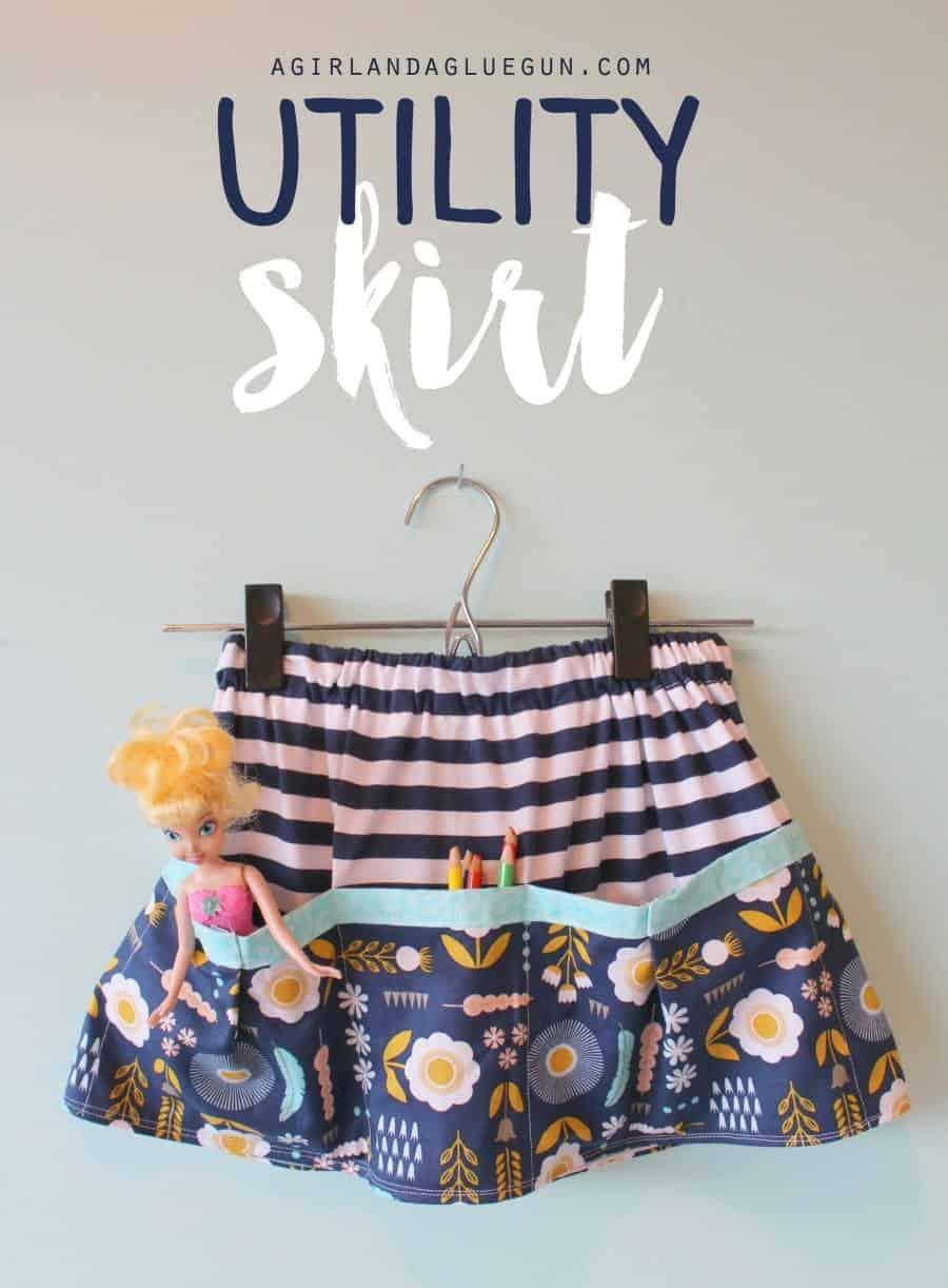 utility skirt diy
