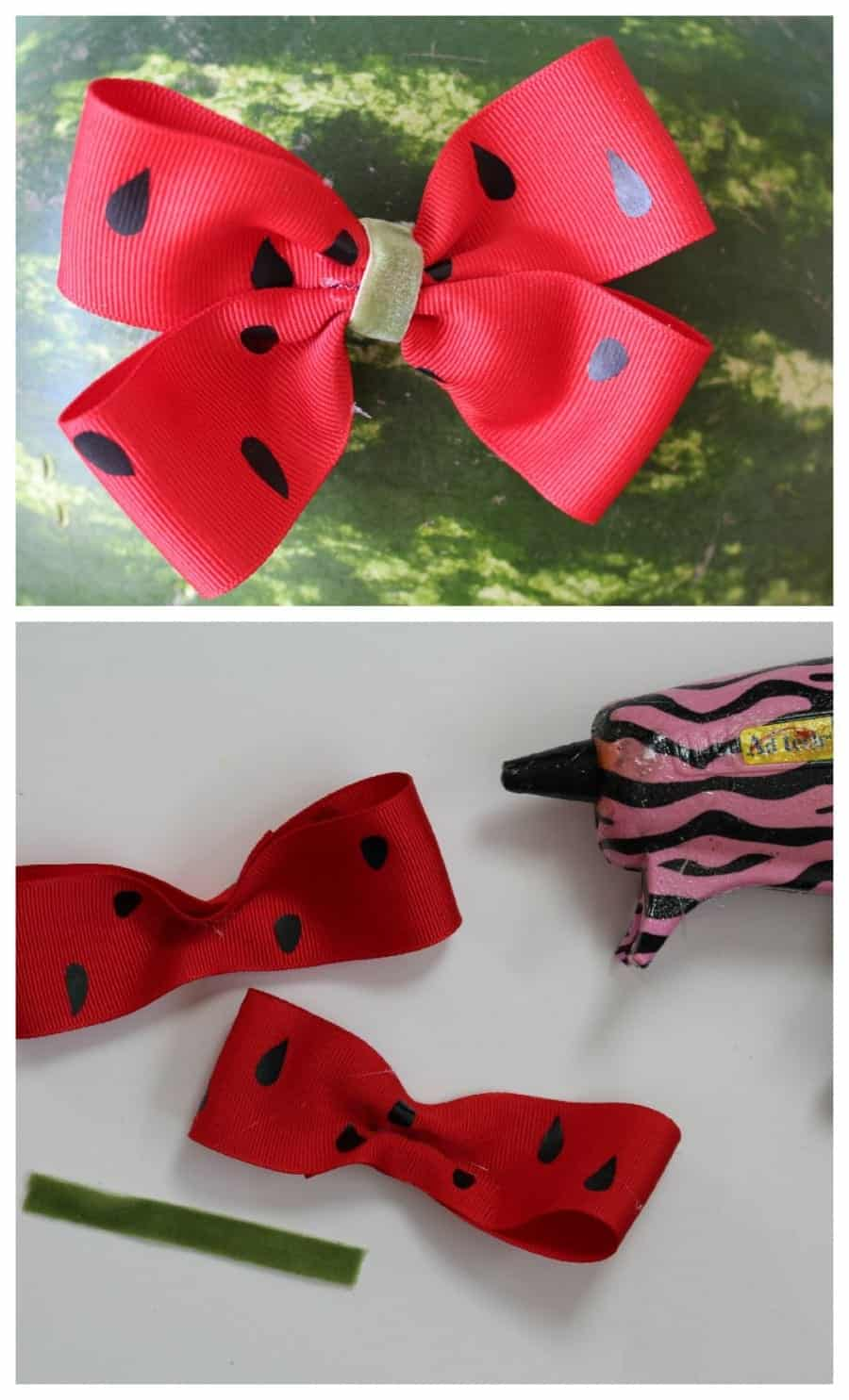 watermelon headband for girls