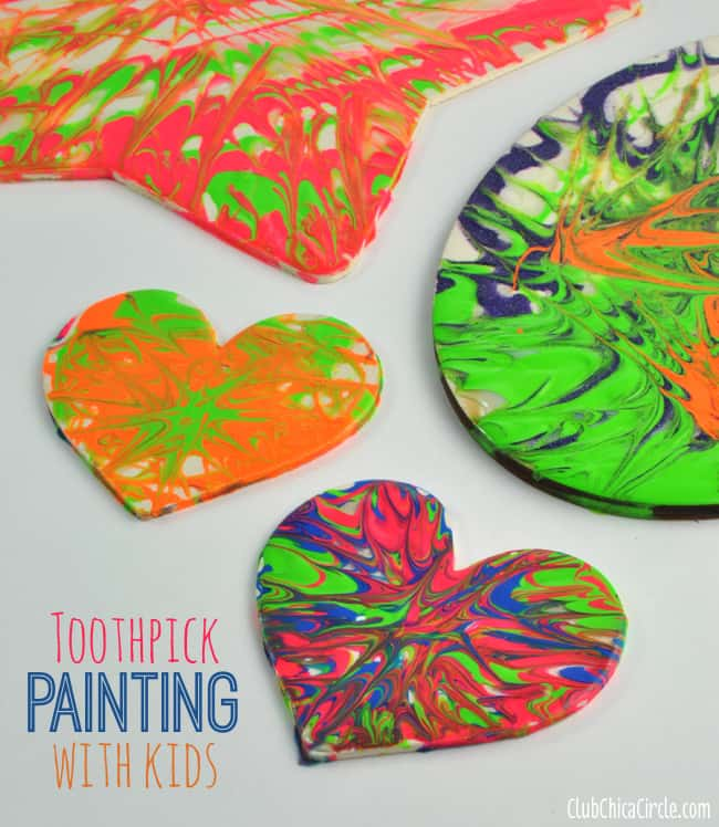 Paint-Swirl-Toothpick-Painted-Wood-Ornaments