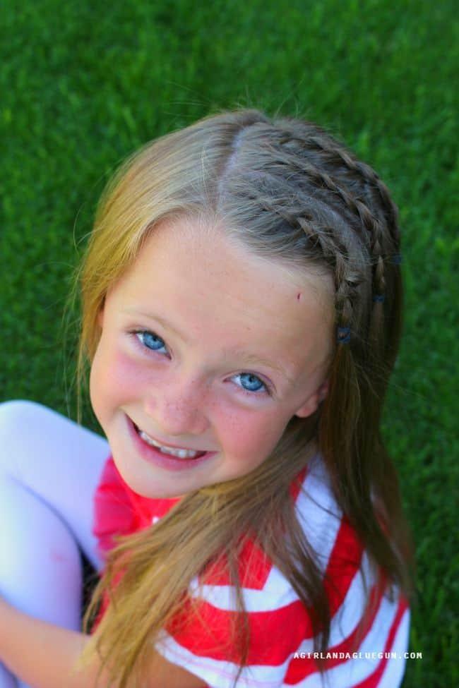 cute hair do for girls