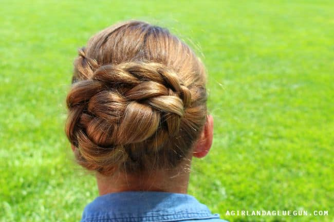 ... Easy Hairstyles For Kids