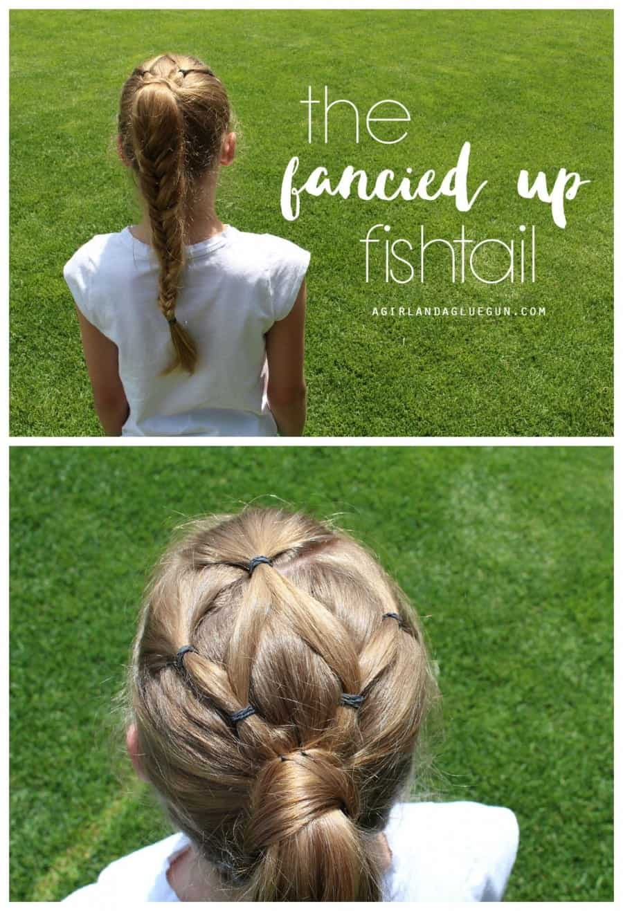 fancied up fishtail