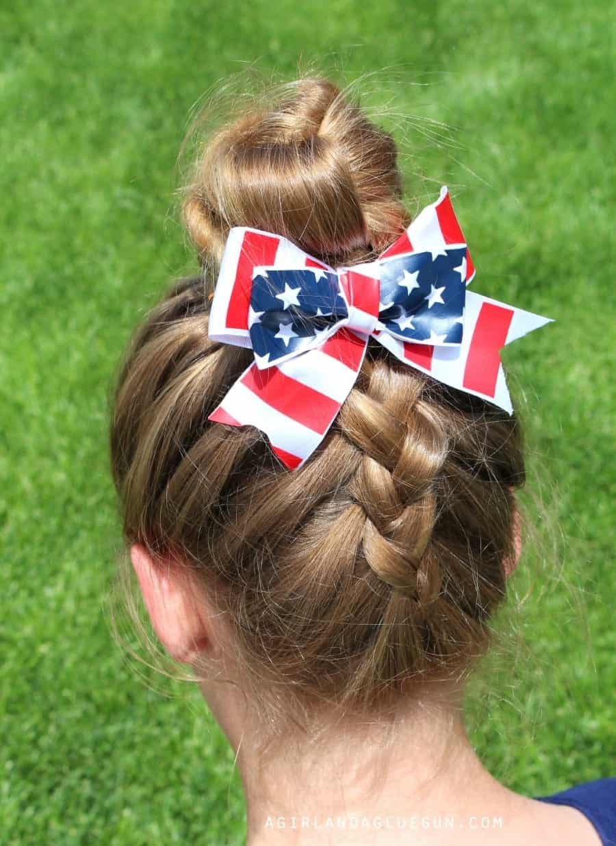 fourth of july bows