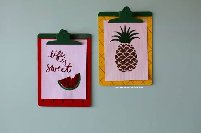 free fruit printables with minc machine