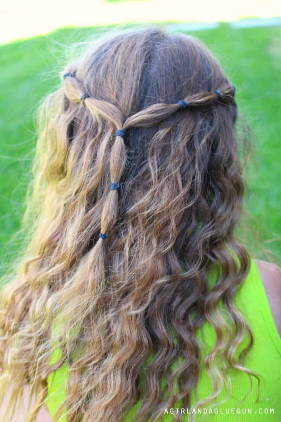 fun hair ideas for young girls