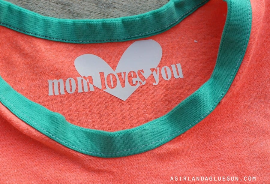 fun iron on clothing labels