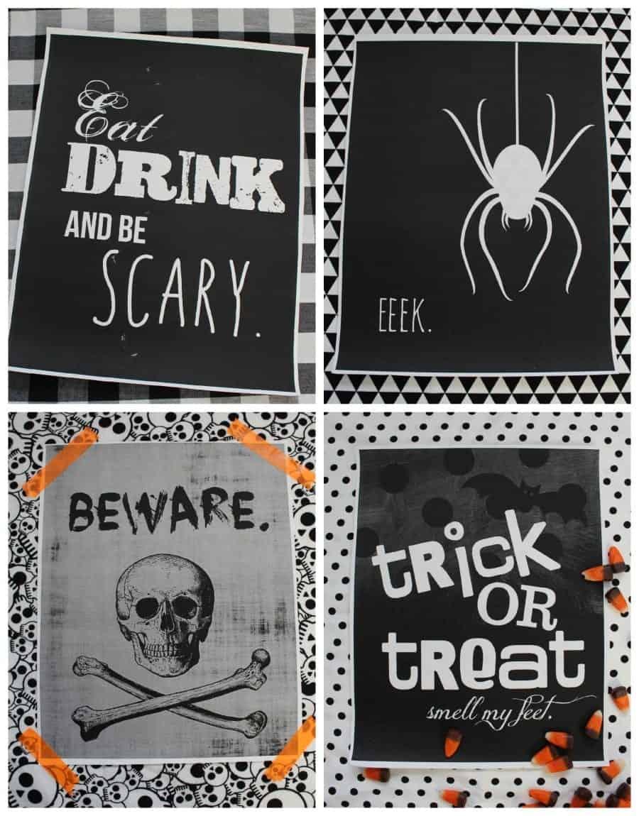 halloween free printables!!!