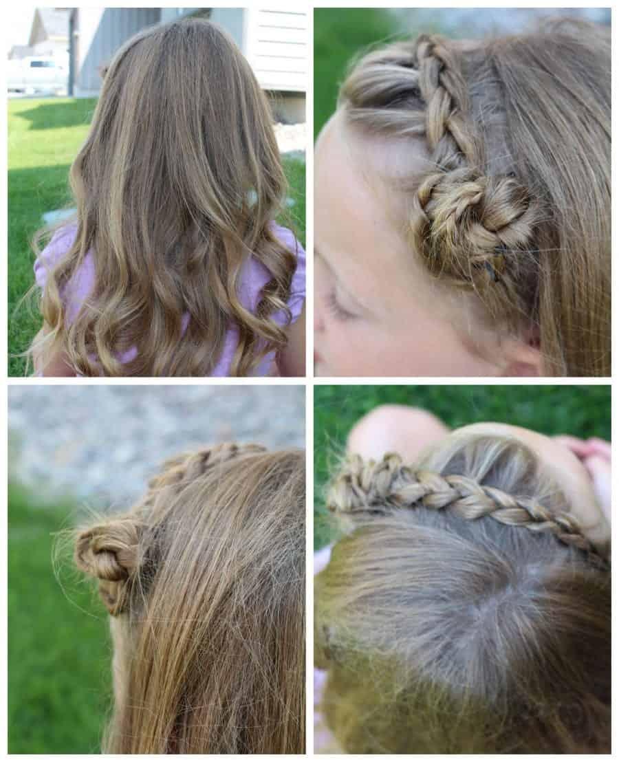 how to do a side braid