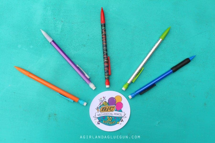 mechanical pencil from BIC