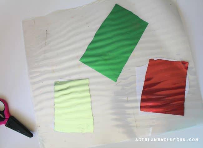 minc foil sheets