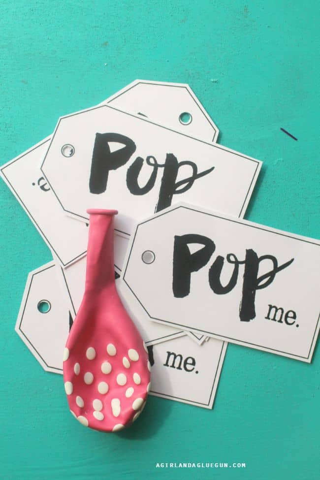 pop printables