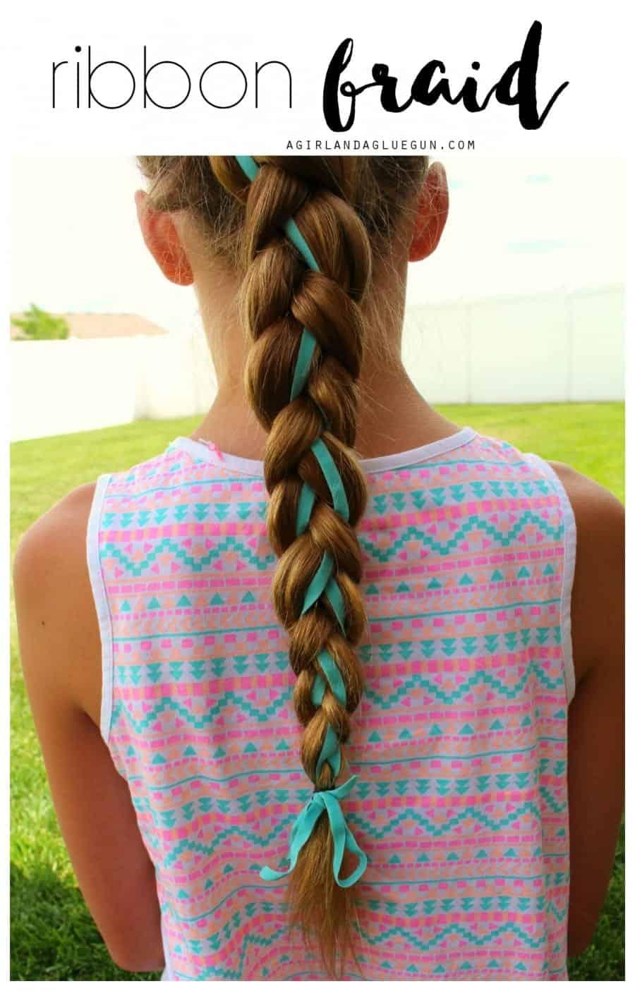 ribbon braid how to