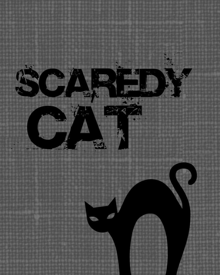 scaredy cat printable
