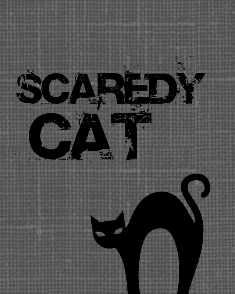 scaredy cat printable