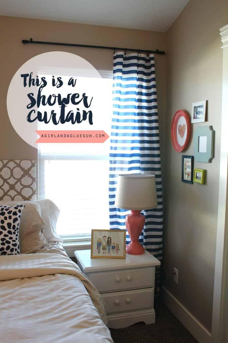 Shower Curtain As Regular
