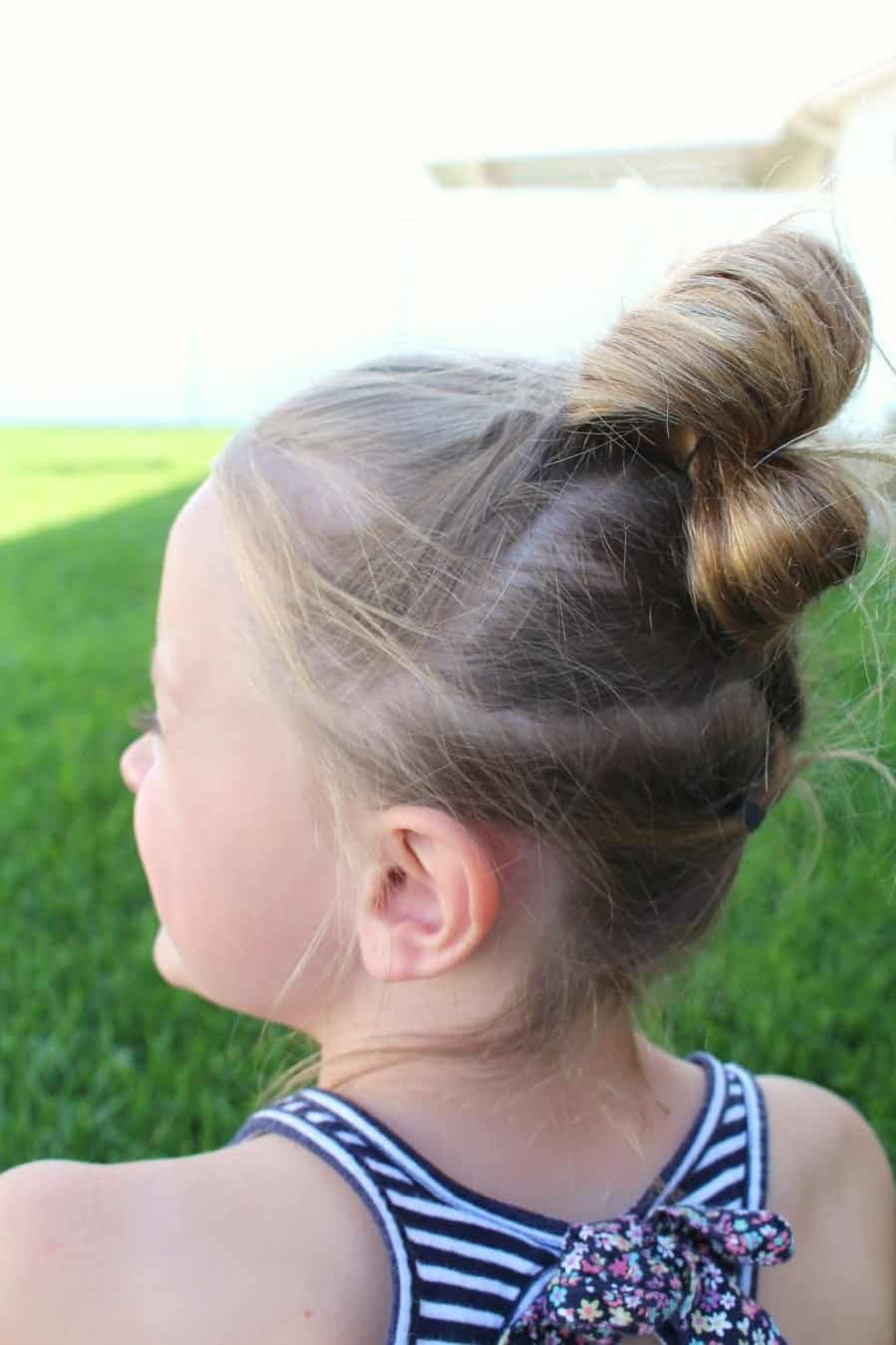 25 Girl Hair Styles For Toddlers And Tweens A Girl And A Glue Gun