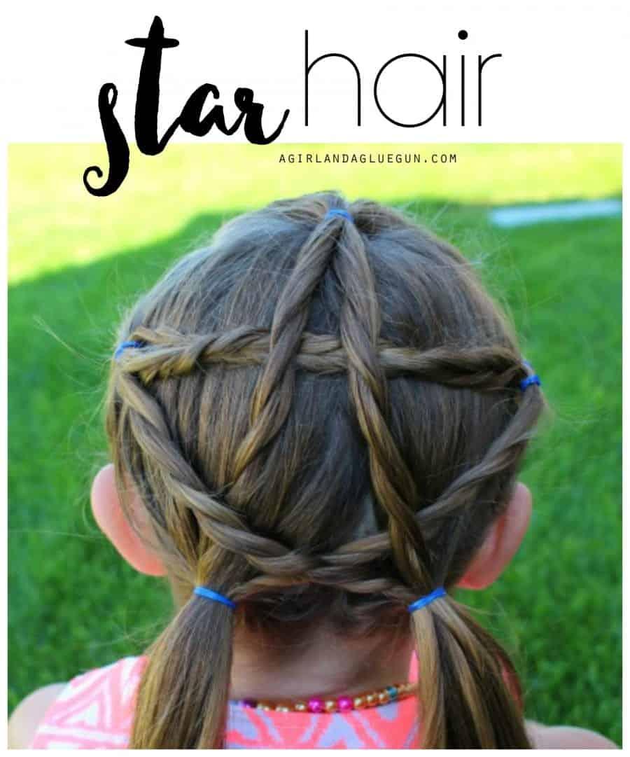 star hair