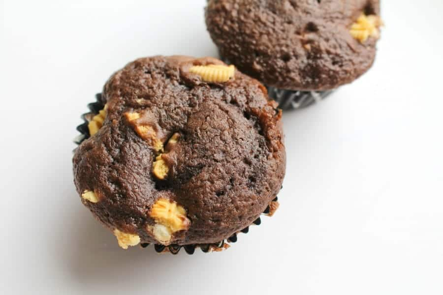 cupcakes with cookies