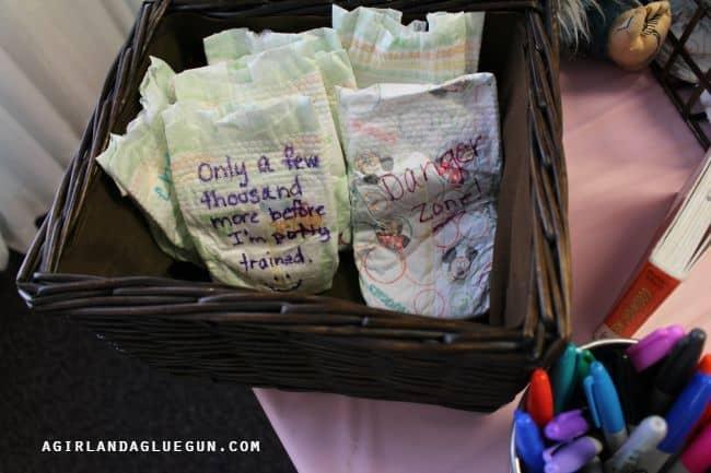 diaper notes