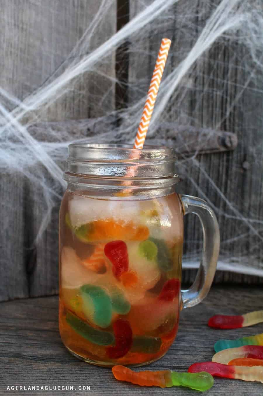 gummy worm drink