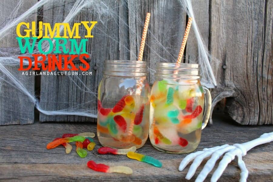 gummy worm drinks