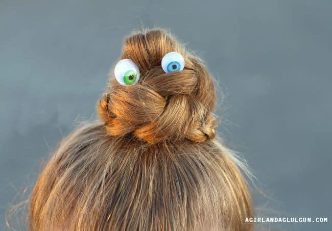 monster hair do